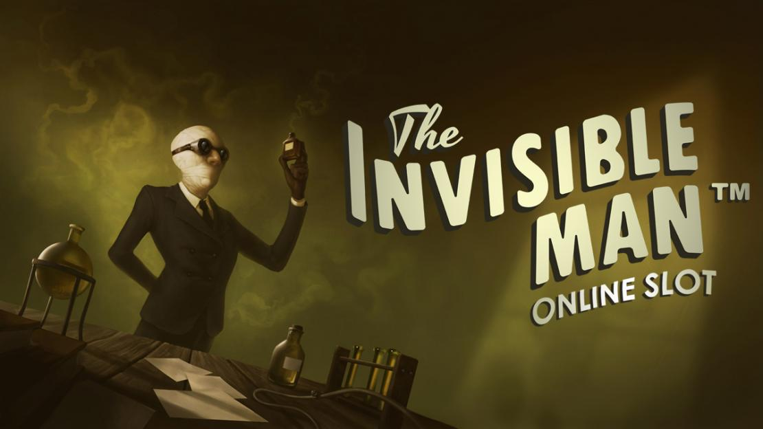 Invisible Man Slot - NetEnt Online Slots Game - Rizk Casino