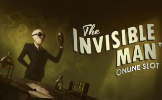 The Invisible Man - Online Slot from NetEnt