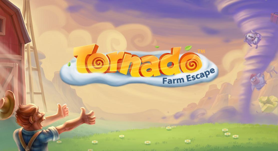 Tornado: Farm Escape
