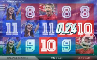 Champions Goal Slot from ELK Studios