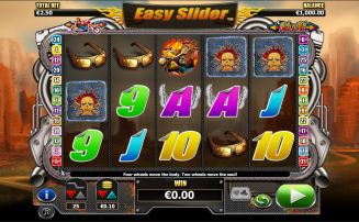 Easy Slider a NextGen Gaming Slot