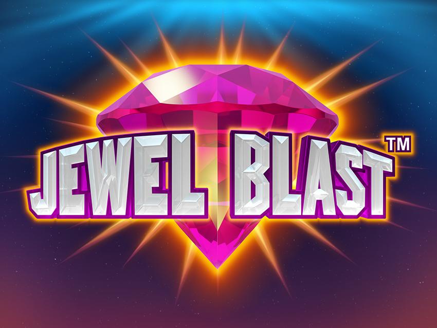 Jewel Blast slot from Quickspin