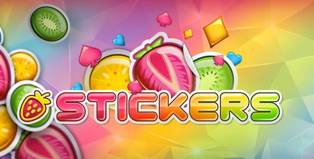 Stickers slot NetEnt