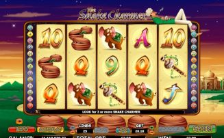 The Snake Charmer NextGen Gaming Slot