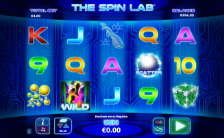 The Spin Lab - NextGen Gaming