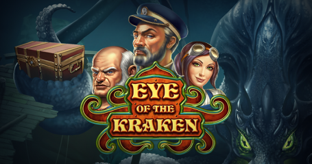 Eye of the Kraken - slot from Play n Go
