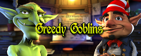 Greedy Goblins slot from Betsoft