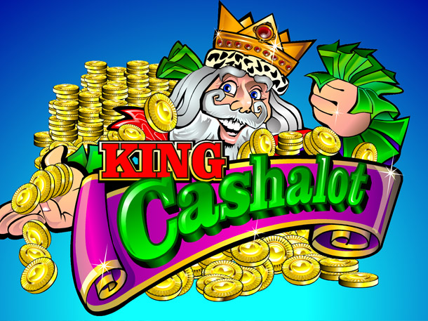 King Cashalot slot from Microgaming