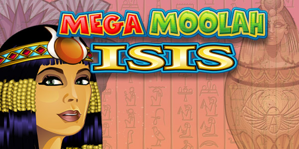 Mega Moolah ISIS from Microgaming