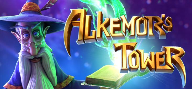 Alkemors Tower slot by BetSoft Gaming