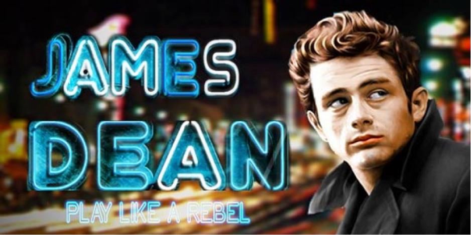 James Dean slot by NextGen Gaming