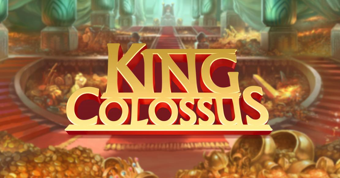 King Colossus slot from Quickspin