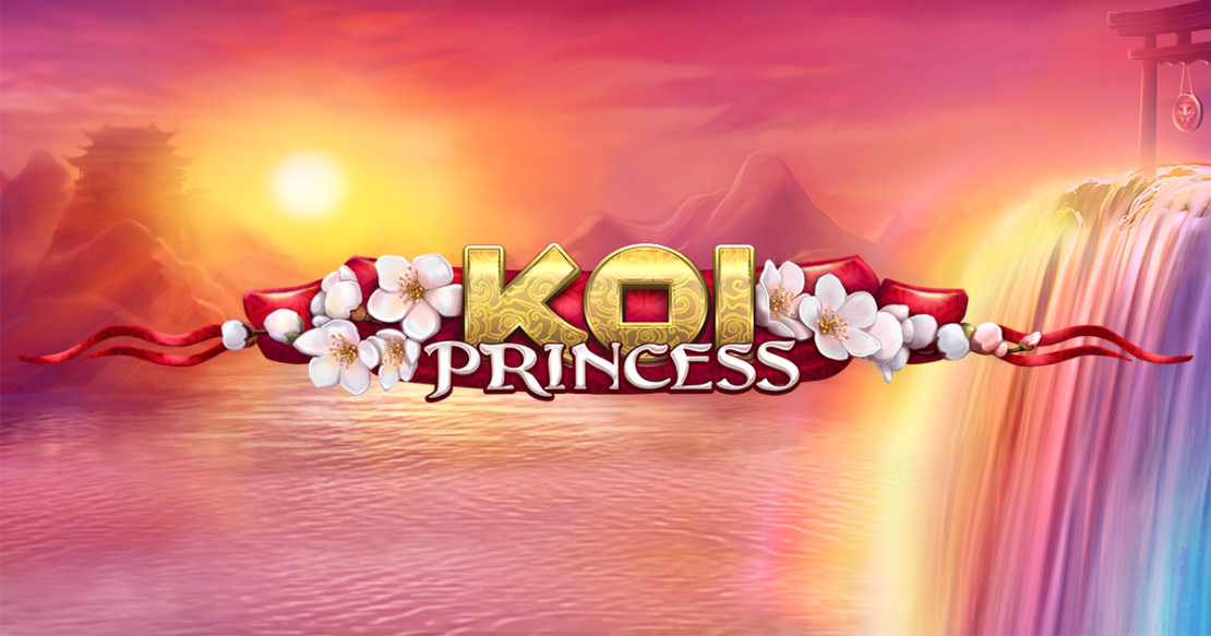 Koi Princess slot by Net Entertainment
