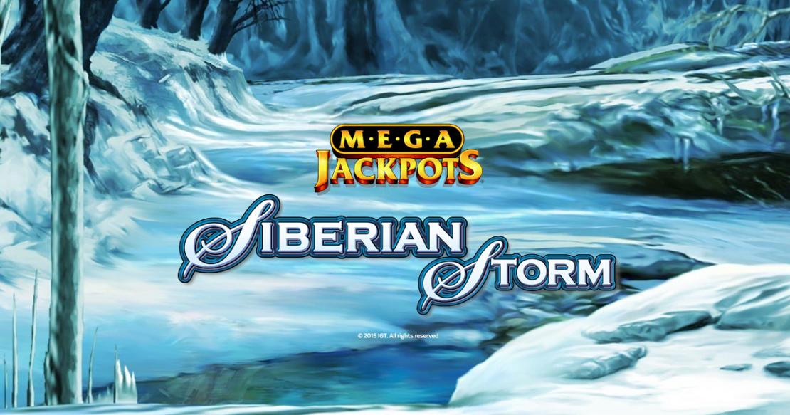 Siberian Storm MegaJackpots Slot - Play Penny Slots Online