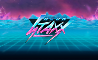 Neon Staxx slot from NetEnt