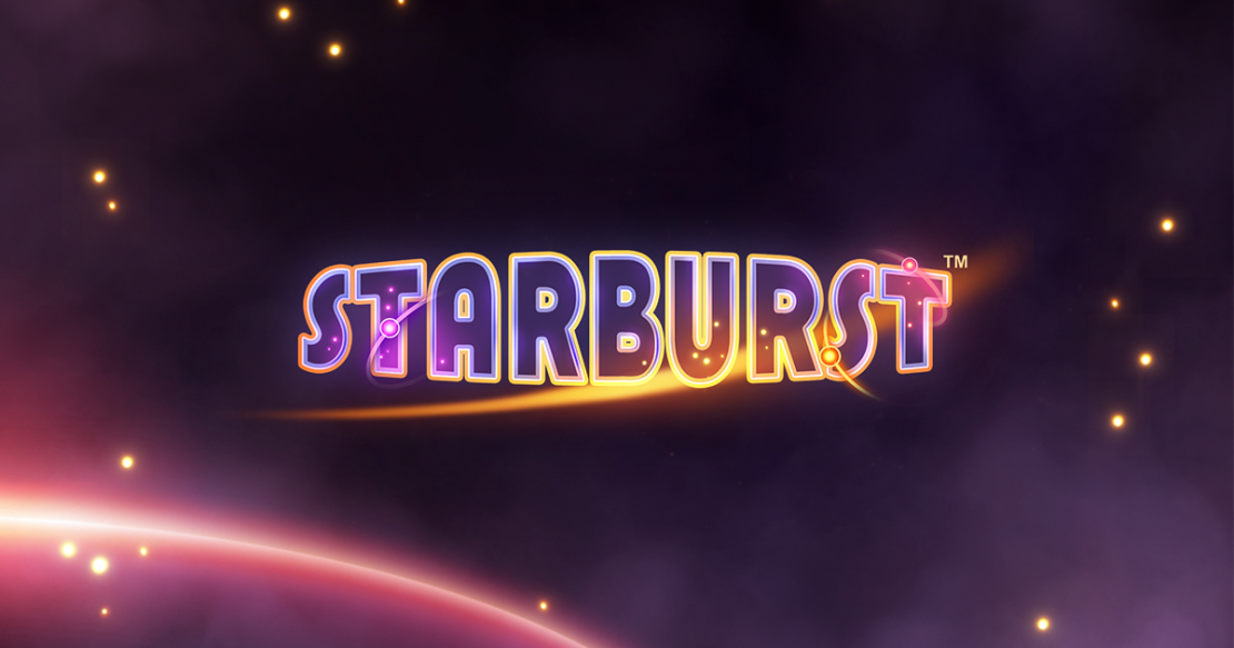 Starburst slot by Net Entertainment