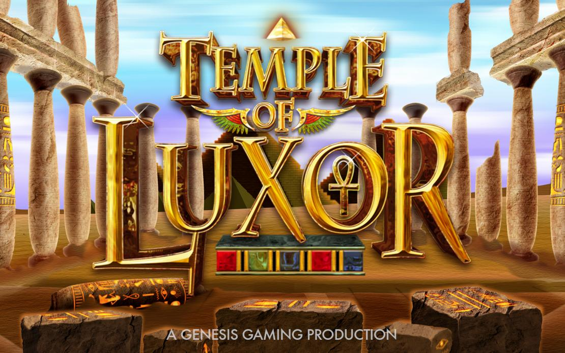 Temple of Luxor - Slot from Genesis Gaming
