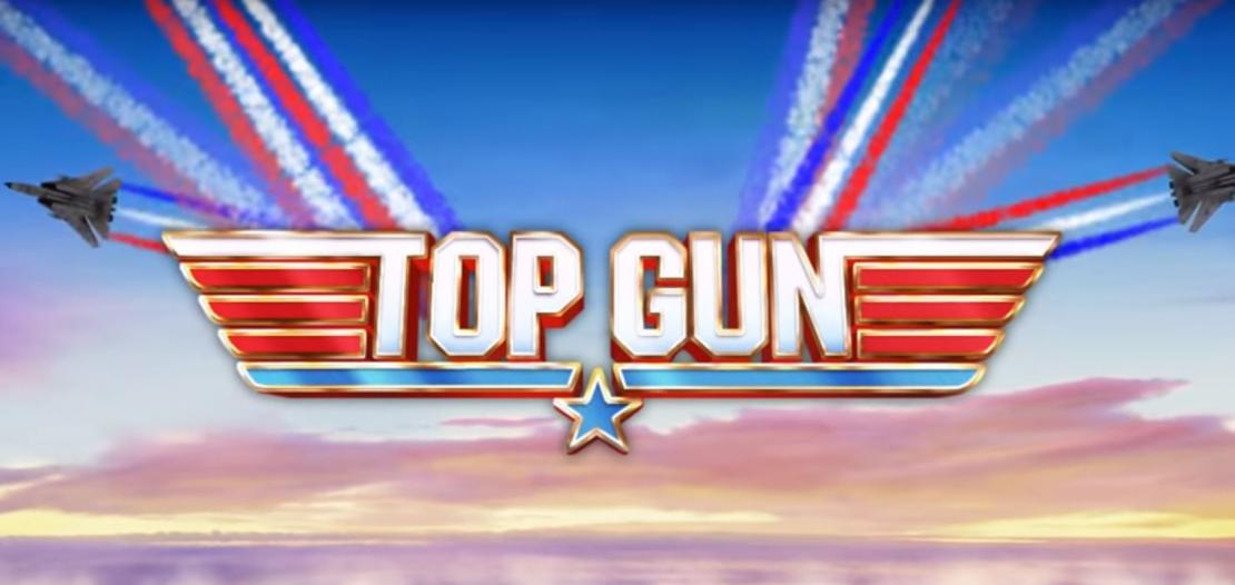 Top Gun slot from Playtech