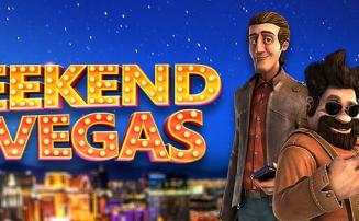 Weekend in Vegas slot by Betsoft Gaming