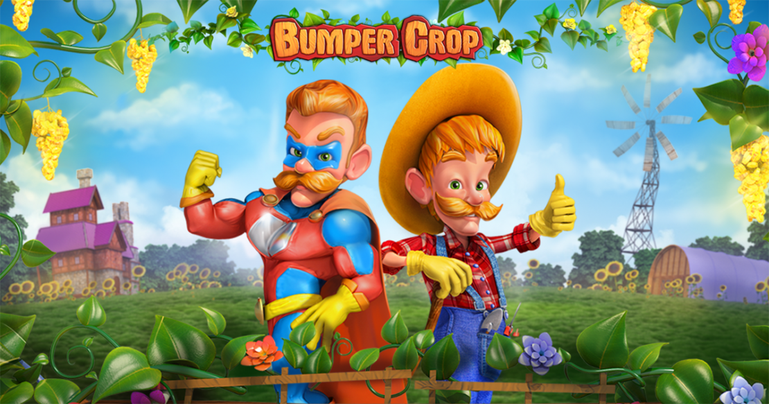 Bumper Crop slot by Playson