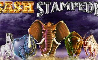 Cash Stampede slot by NextGen Gaming