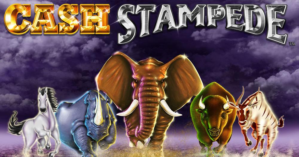 Cash Stampede slot by NextGen Gaming