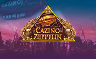 Cazino Zeppelin slot by Yggdrasil Gaming