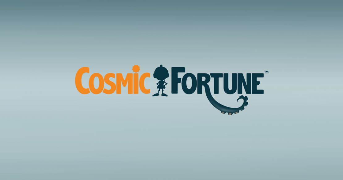 Cosmic Fortune slot by NetEnt