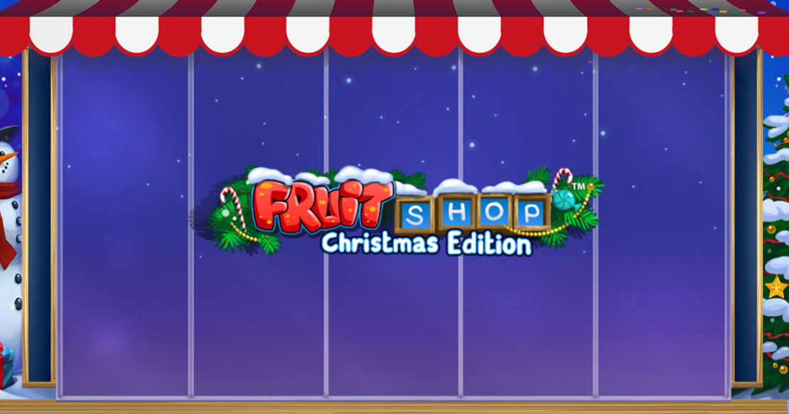 Fruit Shop Christmas Edition Slot - Mobil6000