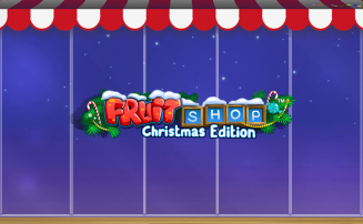 Fruit Shop - Christmas Edition slot by Net Entertainment
