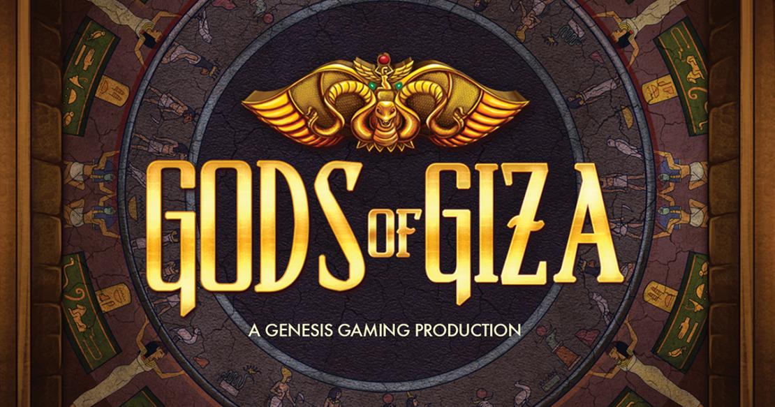 Gods of Giza slot by Genesis Gaming