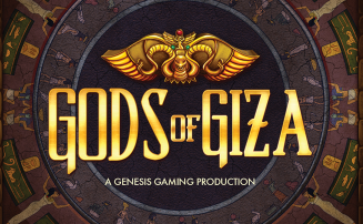 Gods of Giza slot by Genesis Gaming