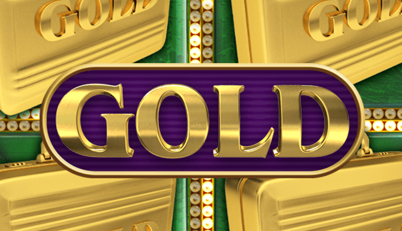 GOLD slot by Big Time Gaming