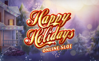 Happy Holidays slot by Microgaming