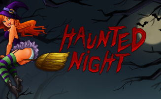 Haunted Night slot from Genesis Gaming