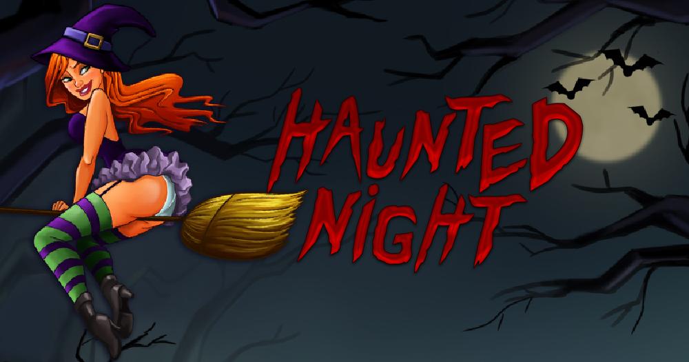 Haunted Night slot from Genesis Gaming