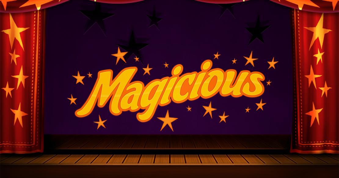 Magicious slot from Thunderkick