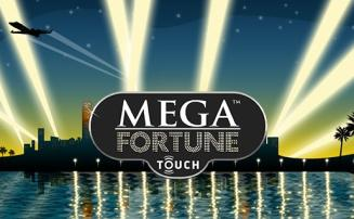 Mega Fortune Touch slot NetEnt