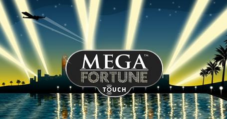 Mega Fortune Touch slot NetEnt