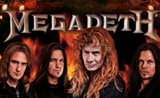 Megadeth slot by Leander Games