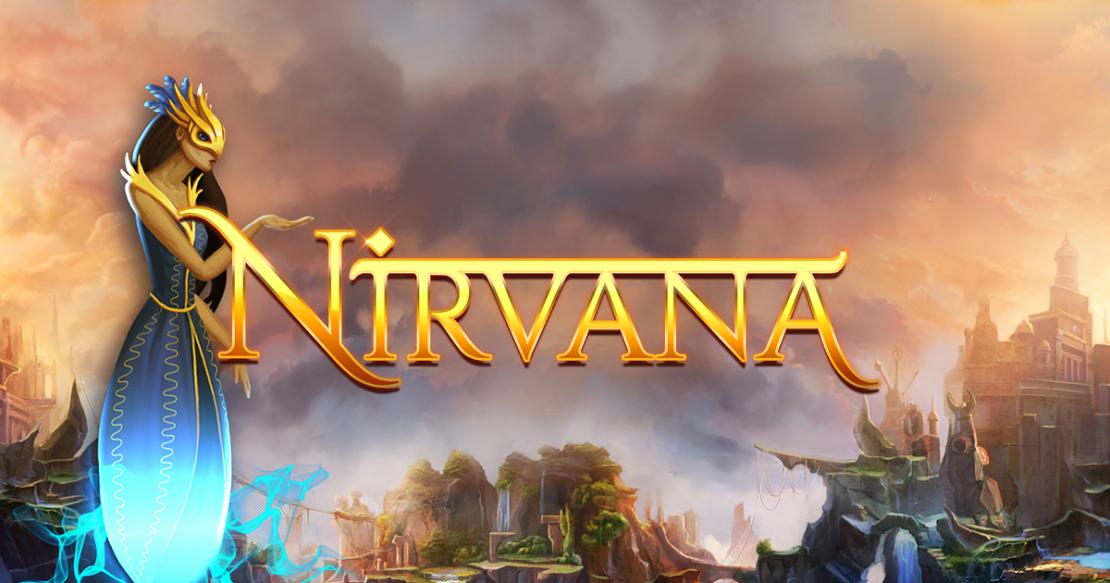 Nirvana slot by Yggdrasil Gaming