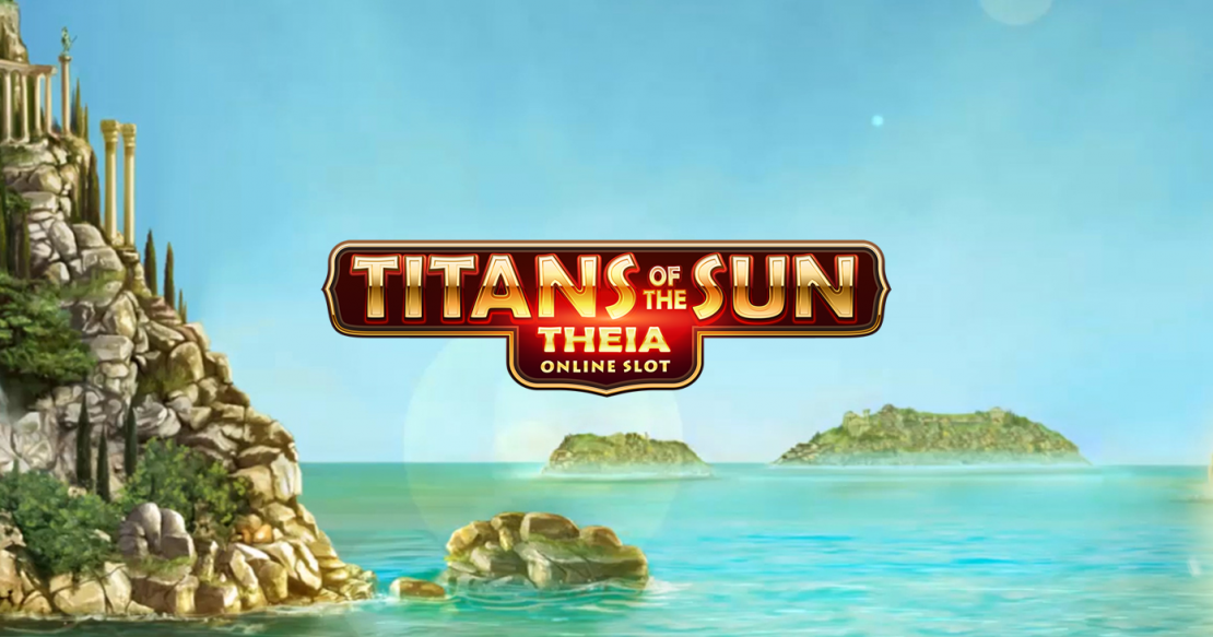 Titans of the Sun: Theia slot by Microgaming