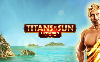 Titans of the Sun: Hyperion slot by Microgaming