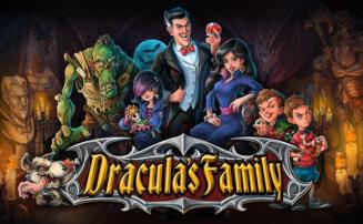 Dracula´s Family slot by Playson