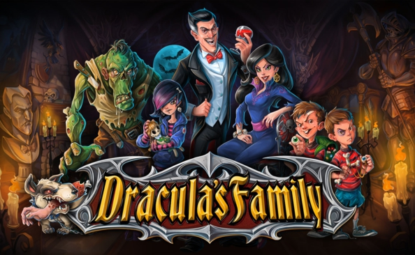 Dracula´s Family slot by Playson