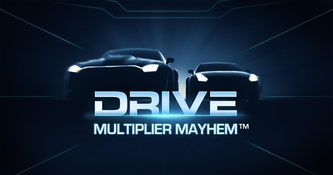 Drive: Multiplier Mayhem slot by NetEnt