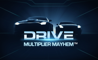 Drive: Multiplier Mayhem slot by NetEnt