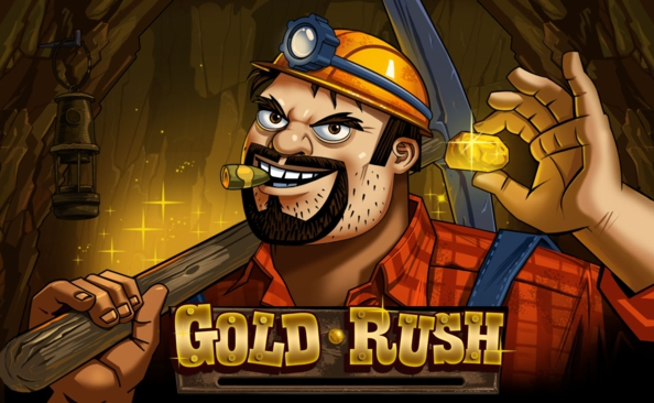 Gold Rush slot by Playson