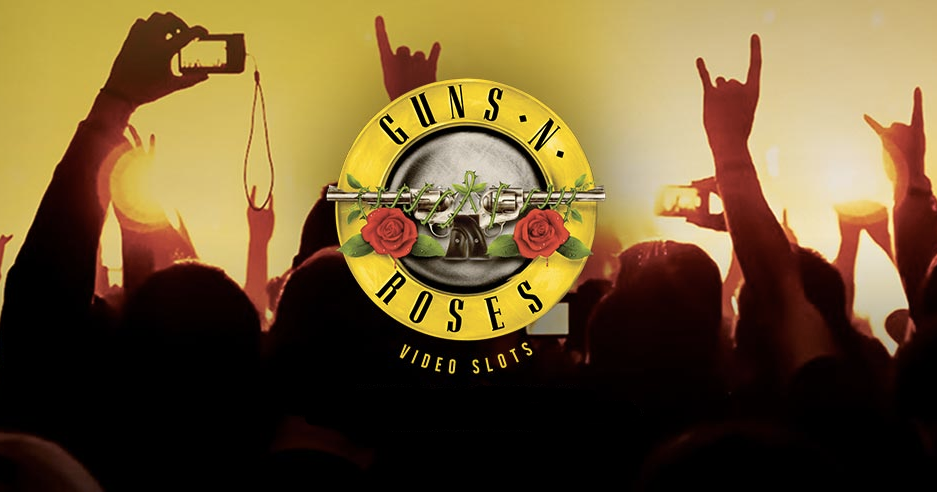Guns N Roses slot by NetEnt