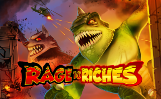 Rage to Riches slot by Play n GO